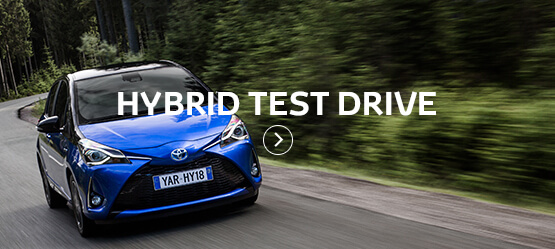 Find out more about Toyota Hybrid cars